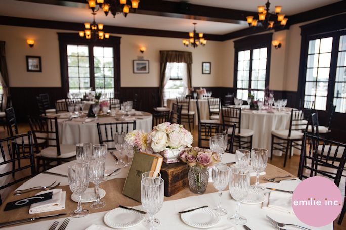 dinner in the Estate ballroom | emilie inc photography #fpmaine