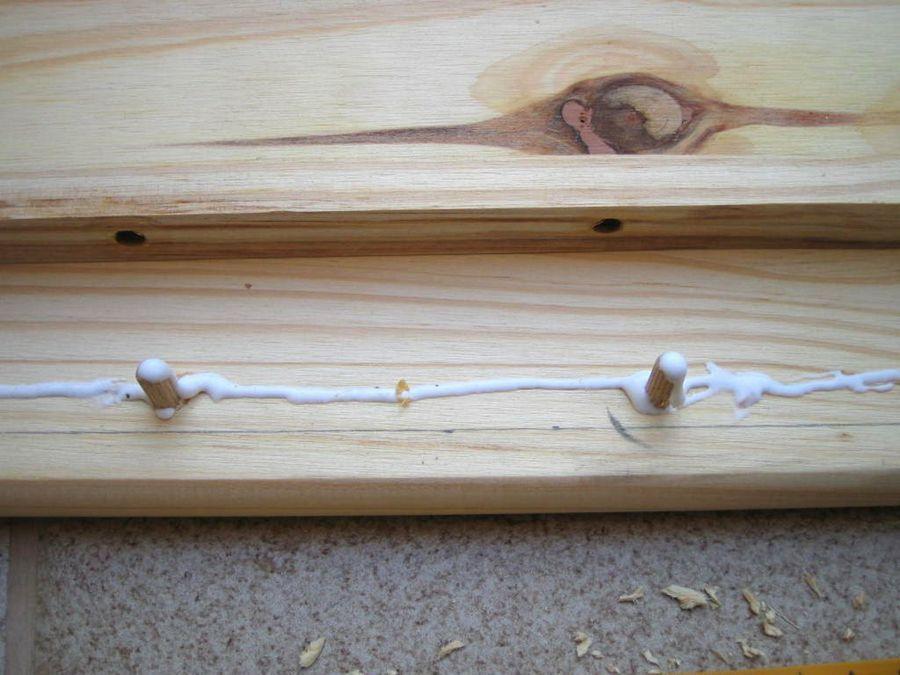 C mo hacer un ba l de madera para los juguetes de los peques baules pinterest baul de - Como hacer un baul para guardar juguetes ...
