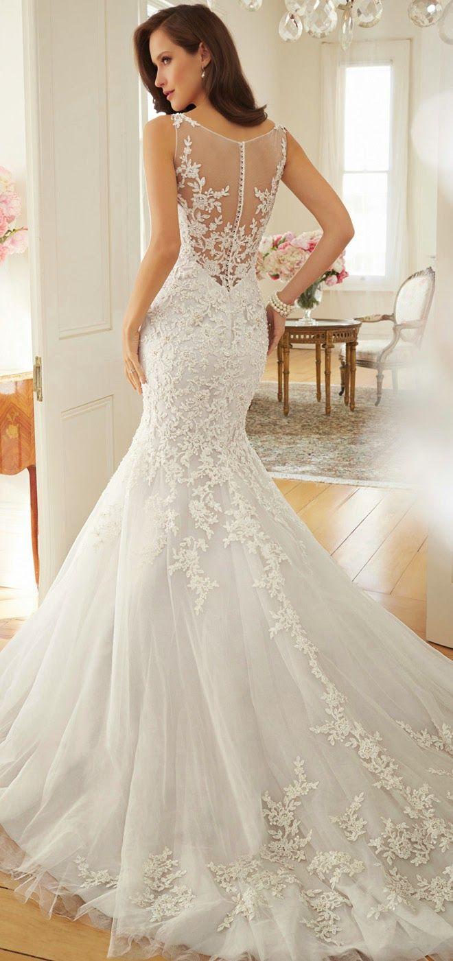 Sophia Tolli 2015 Bridal Collection Belle The Magazine Sophia Tolli Wedding Dresses 2015 Wedding Dresses Wedding Dresses Lace