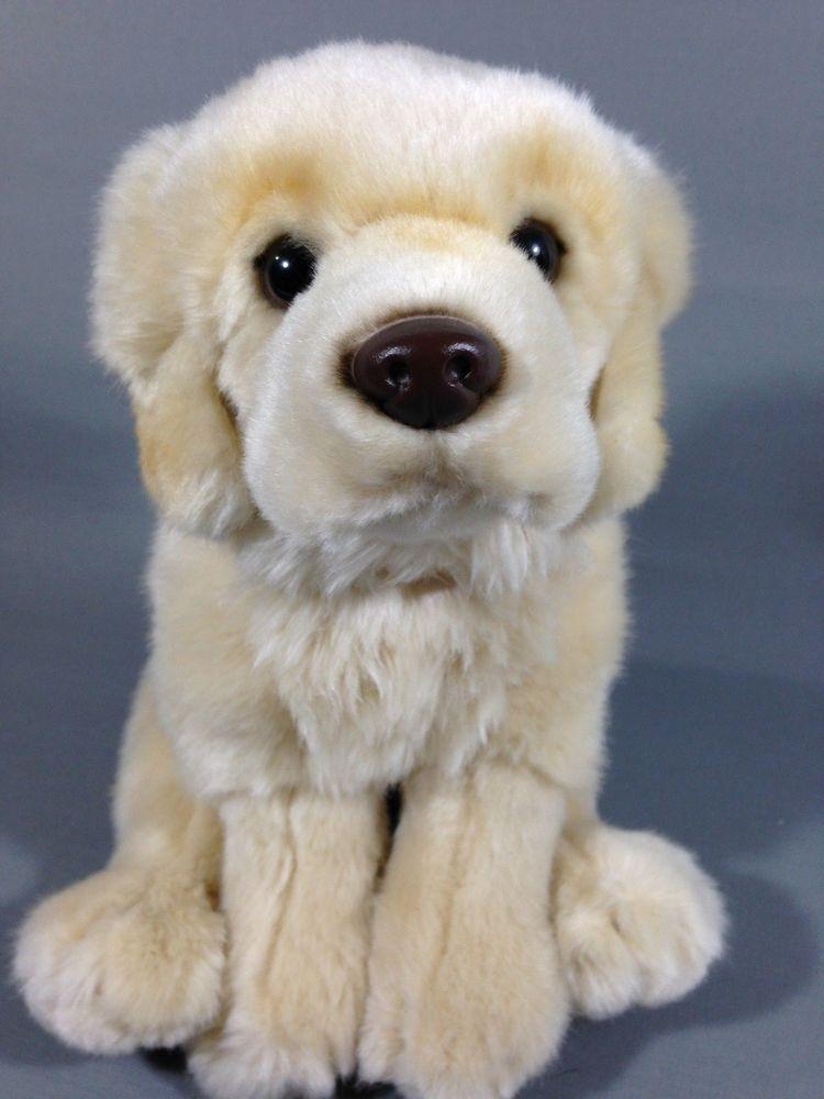 Webkinz Signature Dog Golden Retriever Plush Wks1006 Ganz Stuffed