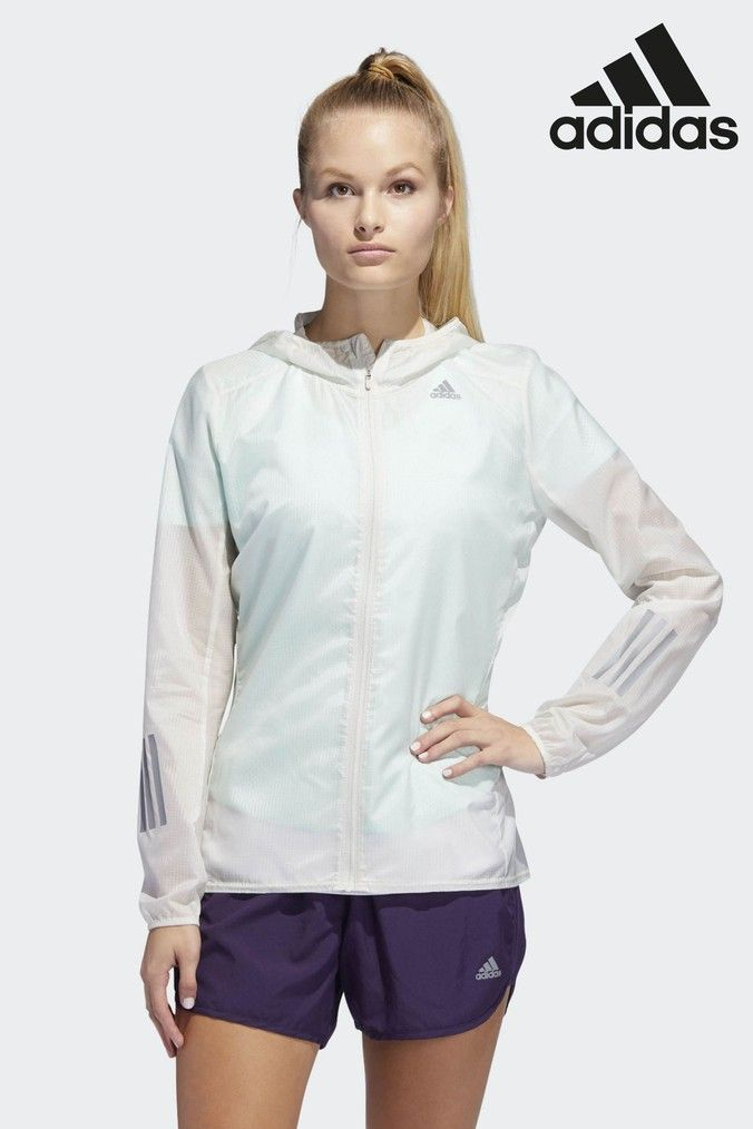 adidas response jacket womens
