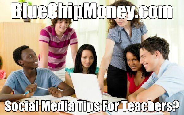 Millennium 7 Publishing Co.: Social Media Tips For Teachers? #edu