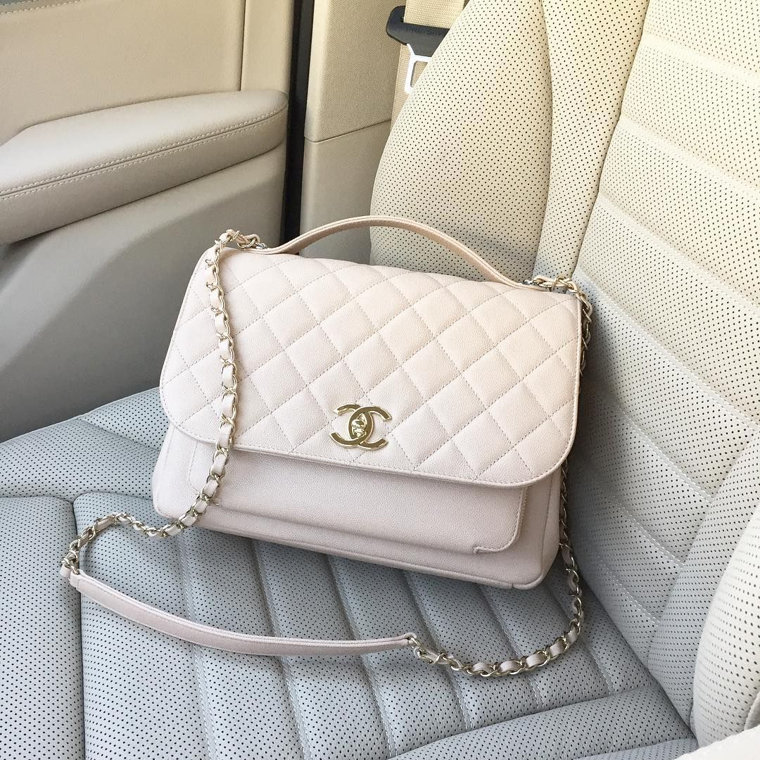 492e2c797683 Chanel Business Affinity Bag | luxury | Bags, Fashion bags, Chanel