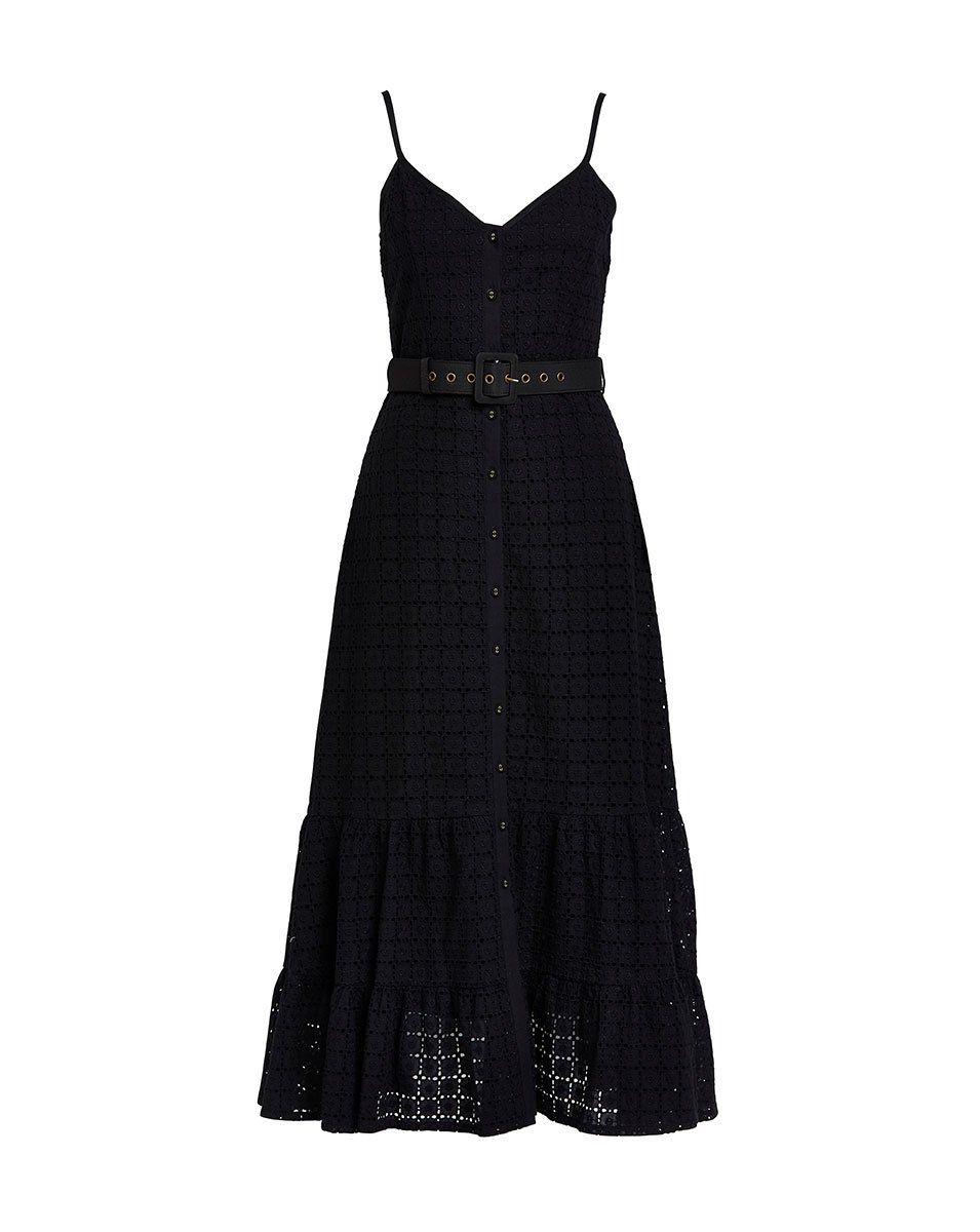 596f8b800c3f Sookie midi dress - broiderie black in 2019 | Clothes 2019 | Dresses ...