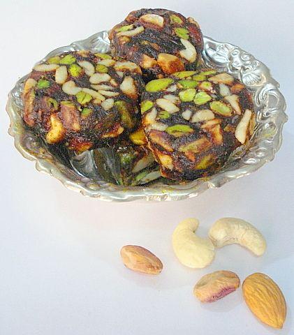 Khajoor dates dry fruit burfi sugar free httpfestive khajoor dates dry fruit burfi sugar free httpwww negle Image collections