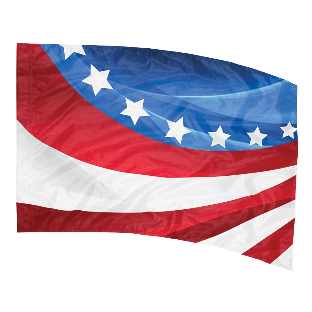 In Stock Printed Flag FLP174 | Colorgu | Pinterest | Color guard