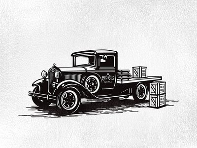 1928 Ford AA Truck