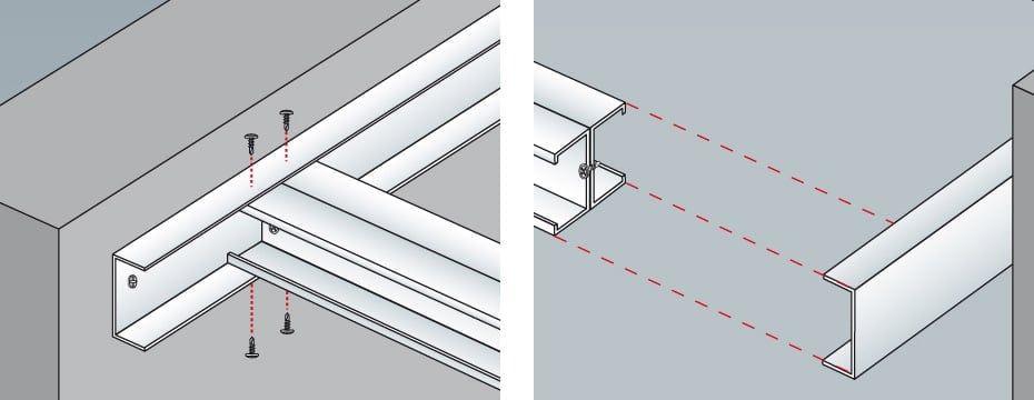 Guide Pratique Installer Un Plafond Autoportant Siniat France Plafond Autoportant Plafond Suspente Plafond