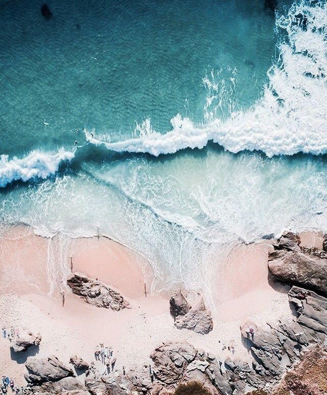 Aesthetic Beach Wallpaper Pinterest