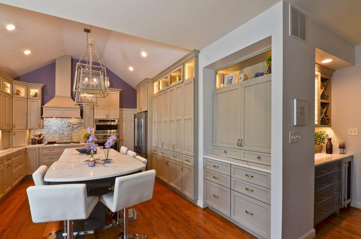 Photo Of A New Kitchen Remodel In North Potomac Md 20878 By Best