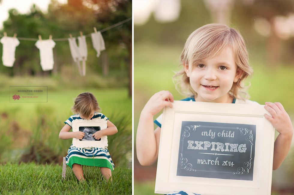 10 images about Baby Announcment Ideas – Big Sister Birth Announcement