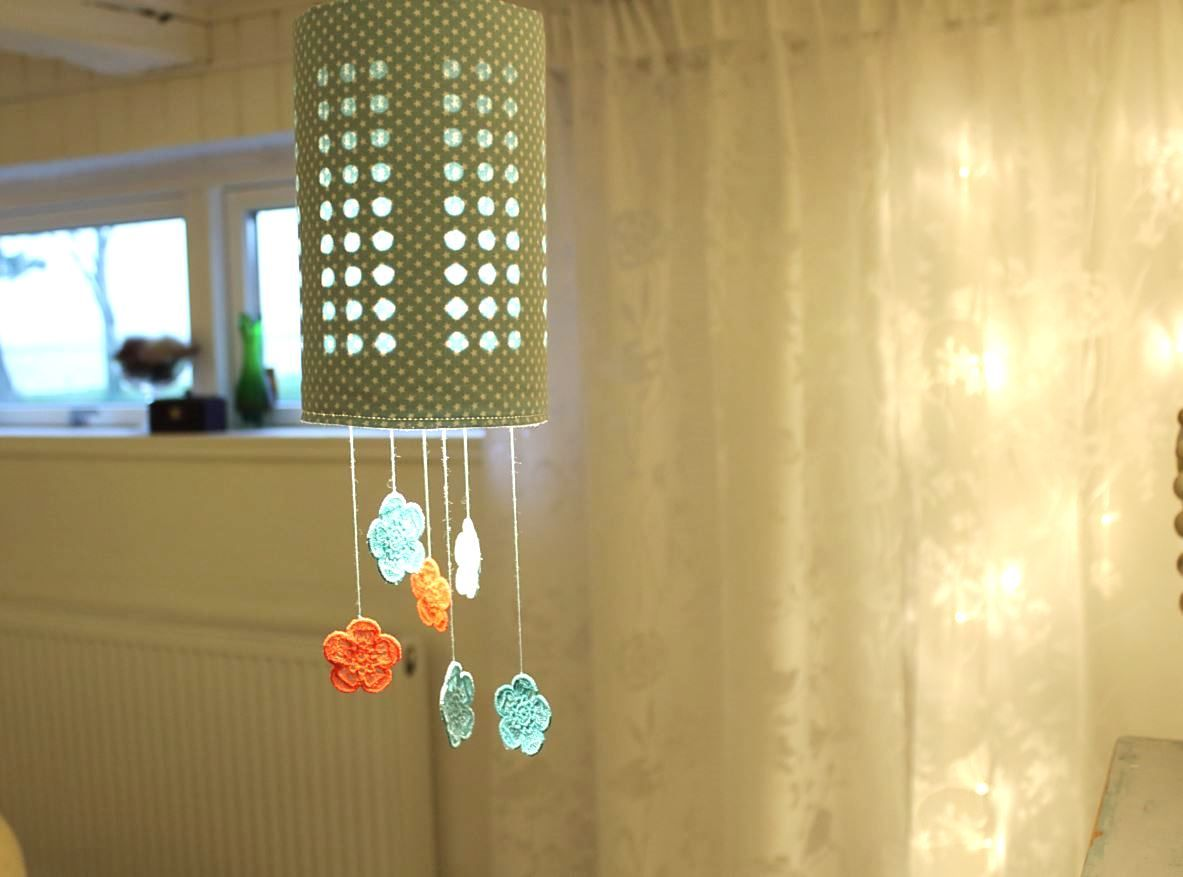 Lampeskjerm+av+IKEA-boks