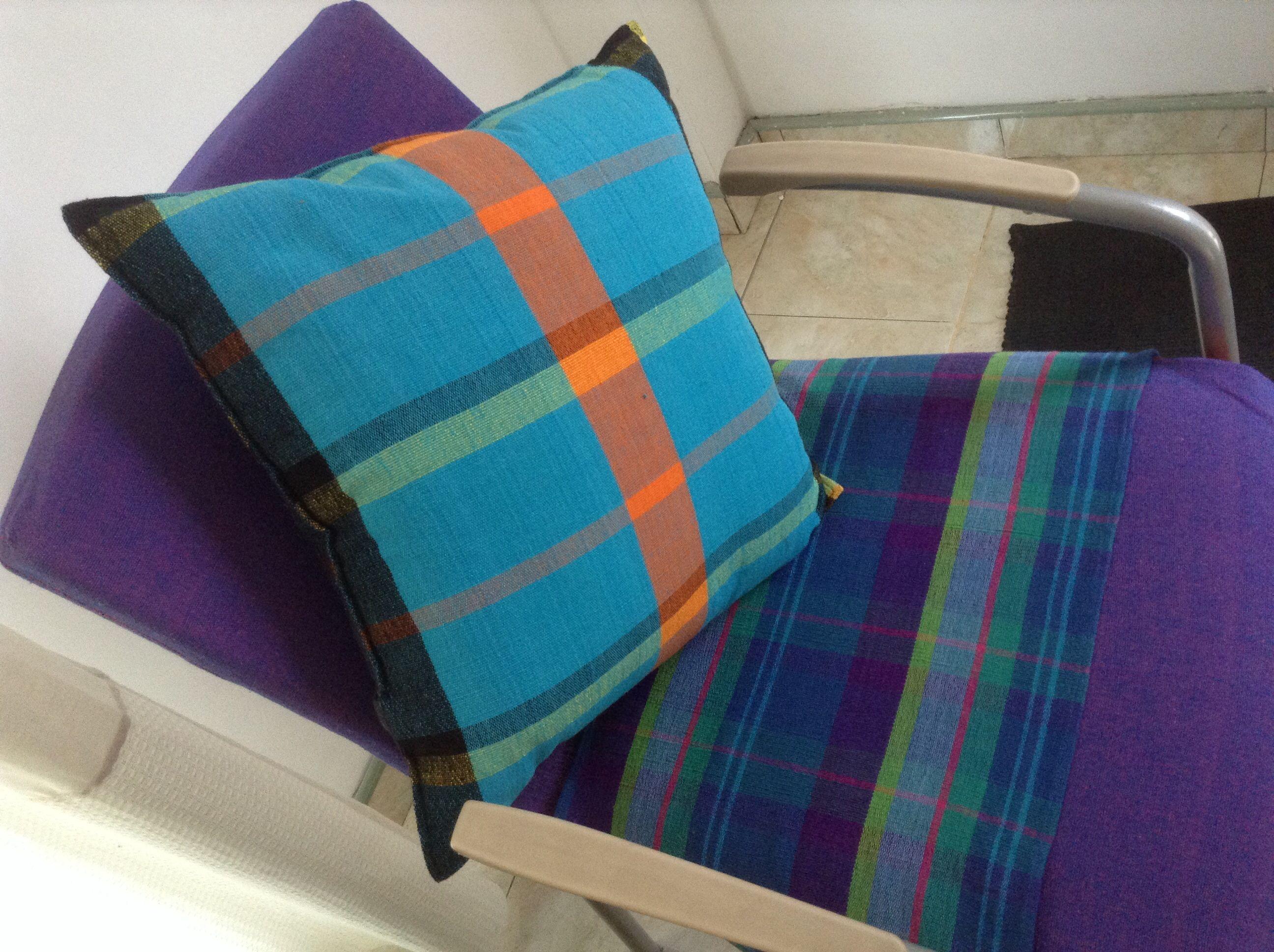 Hand loom Cushion Covers from Sri Lanka