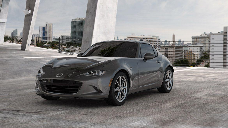2017 MX5 Miata RF Roadster Mazda Cheap sports cars