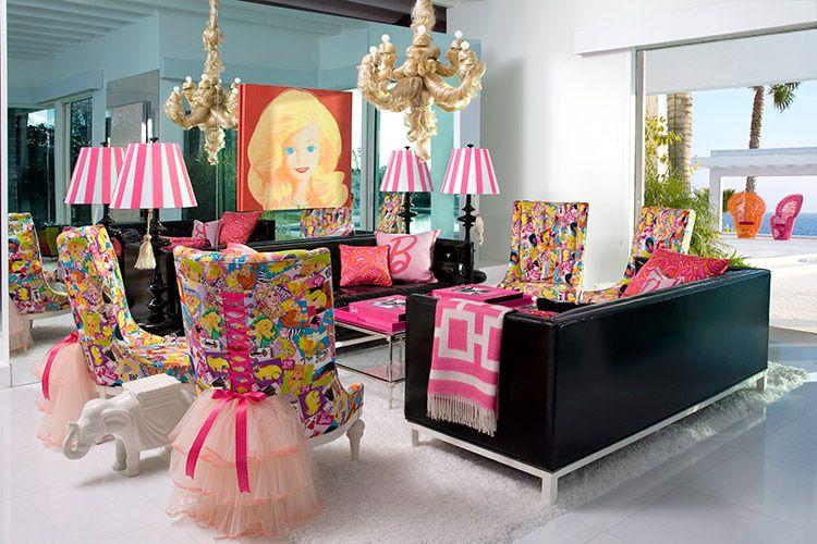 Barbie Living Room!