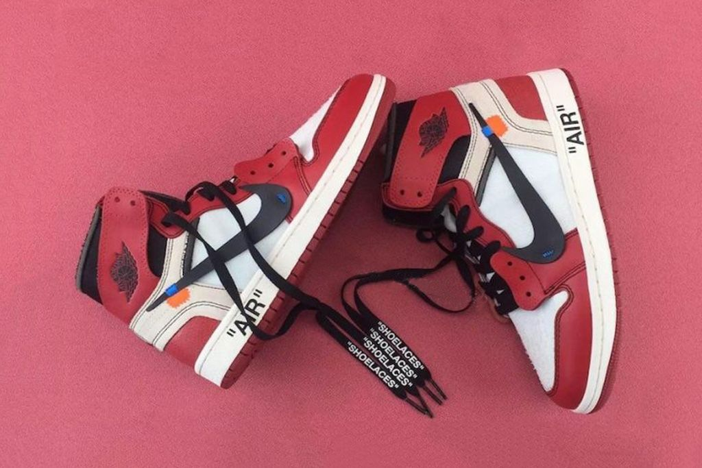 Here S How Much Virgil Abloh S Off White X Air Jordan 1 Is Going