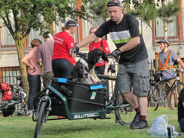 I B I K E L O N D O N Space4cycling Thanks For Coming Bullitt Cargo Bike Cargo Bike Bike