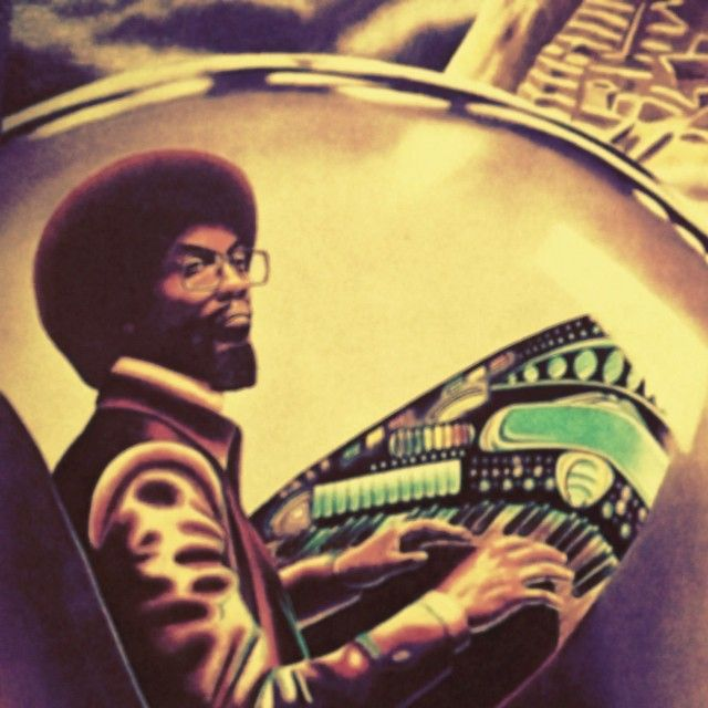 Video: Herbie Hancock - Palm Grease. So damn funky. #vinyl #cratedigging #cratesofspace. Facebook.com/cratesofspace