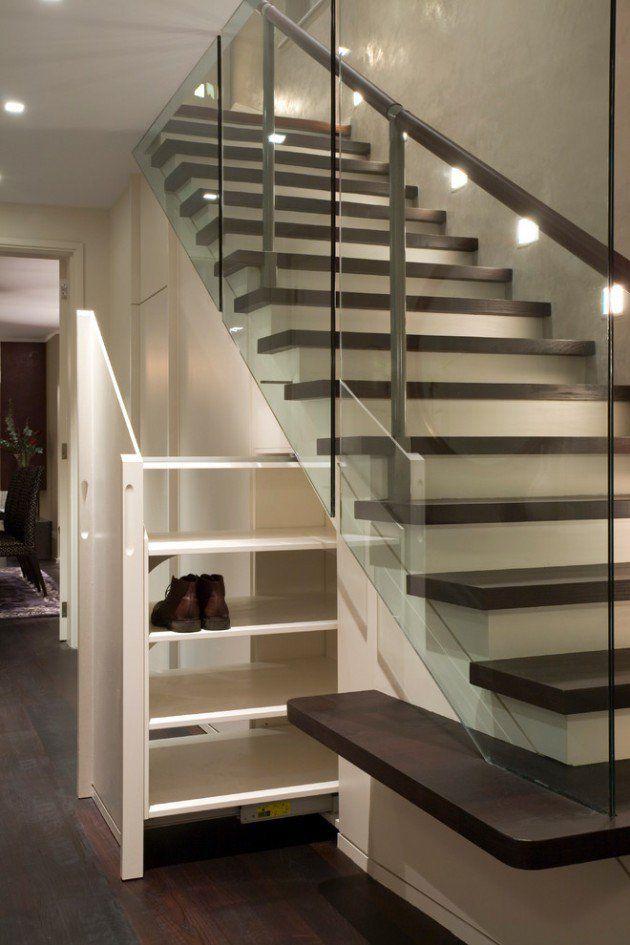 Le design des escaliers contemporains | Traumhäuser, Treppe und Rund ...