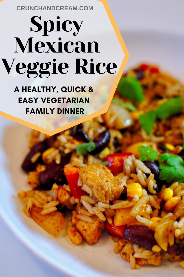 Spicy Mexican Veggie Rice images