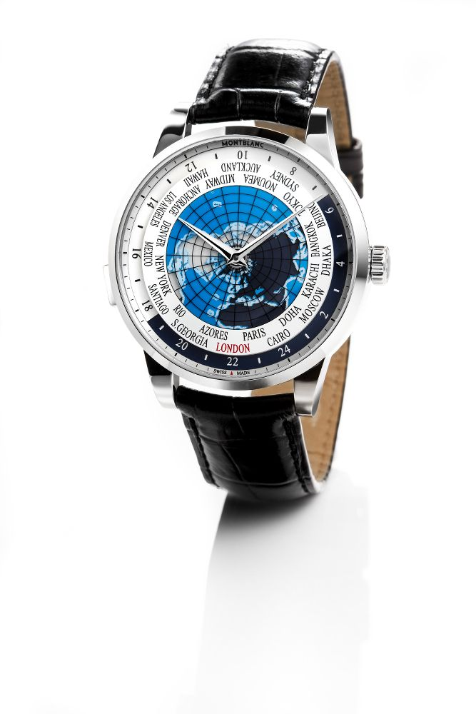 4d0befa8151 Pre SIHH 2015 - Introducing the Montblanc Heritage Spirit Orbis Terrarum