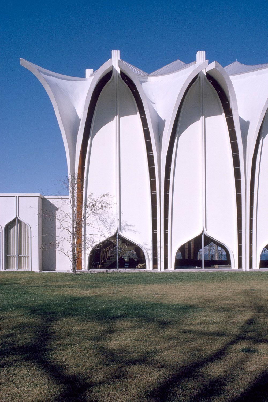 North Shore Congregation Israel Synagogue architect: Minoru ...