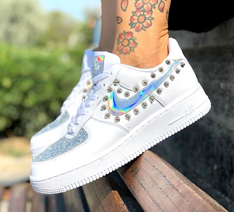 air force 1 donna borchie