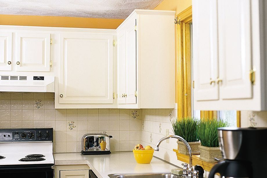 Pin on how to clean kitchen cabinets wood