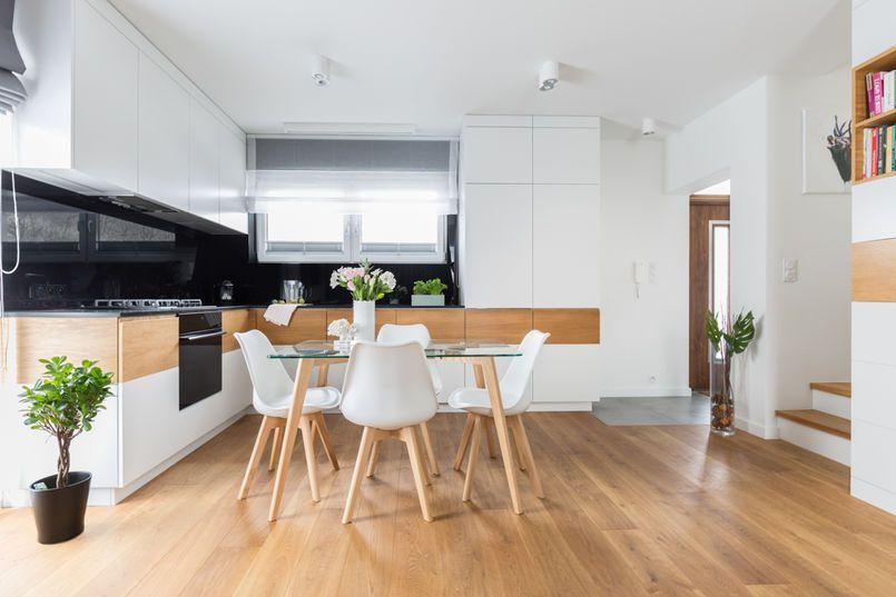 Kuchnia Otwarta Na Przedpokoj Home Decor Interior Decor