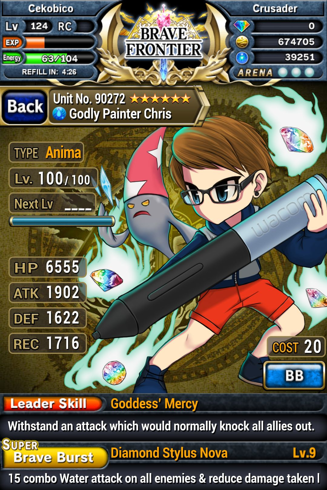 How To Get A Lot Of Gems In Brave Frontier