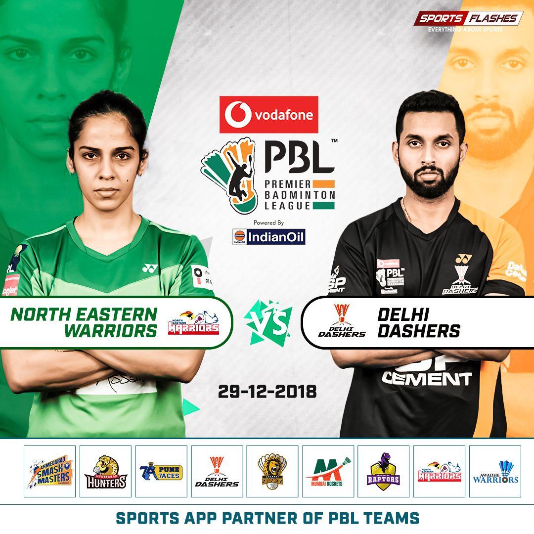Pbl 4 Fixture Badminton Sports App Badminton League