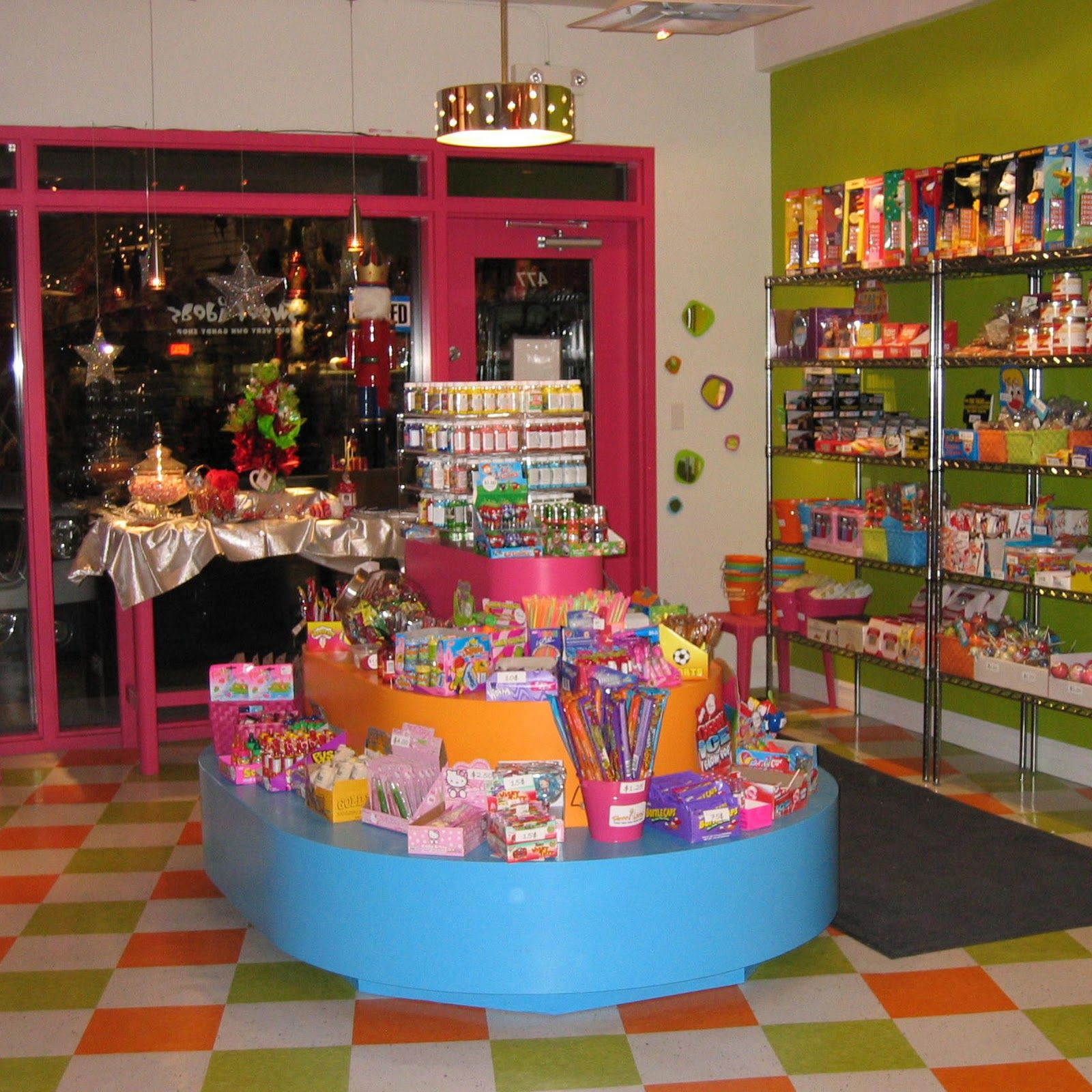 Candy Bar Interior Design Kitchen: ... Sorts Of Things When I Was