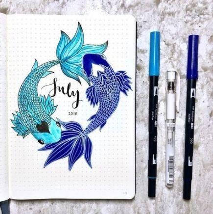 Diy Art Journal Layout 39 Ideas #diy | Bullet journal ...