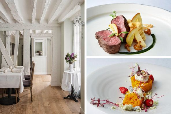 The New Japanese Masters Of French Cuisine French Cuisine Japanese Chef Restaurant