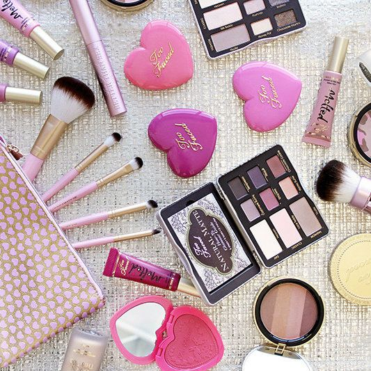 Enter to win a Too Faced Vault of bestsellers + exclusive gifts you can't find anywhere else. #toofaced
