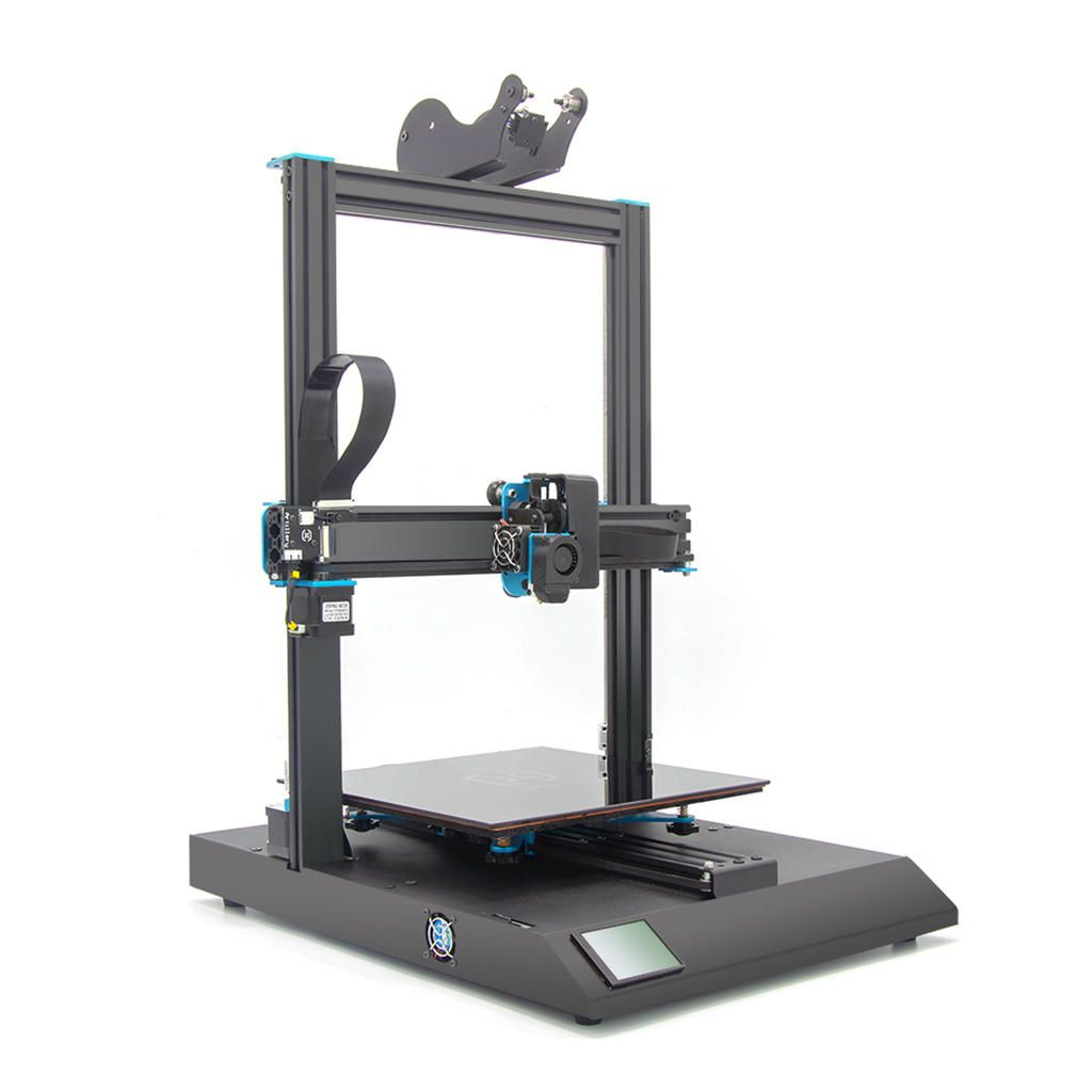Artillery Sidewinder X1 3D Printer Kit Support Resume
