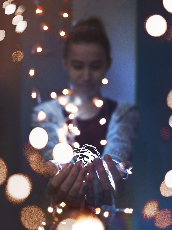 Winter Nights Lightroom Preset - Desktop + Mobile | Background