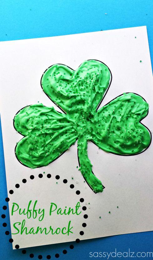 St Patrick S Day Crafts For Kids St Patrick S Day Crafts