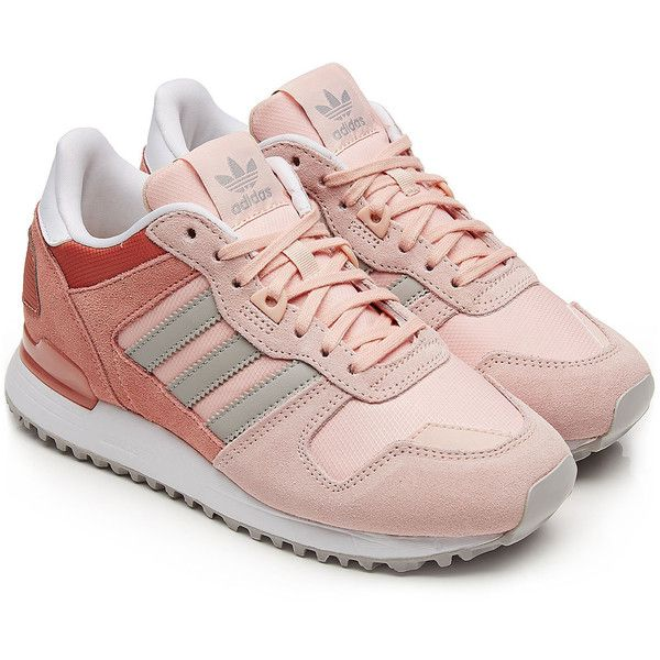 17327ceba Adidas Originals ZX 700 Sneakers ( 81) ❤ liked on Polyvore featuring shoes