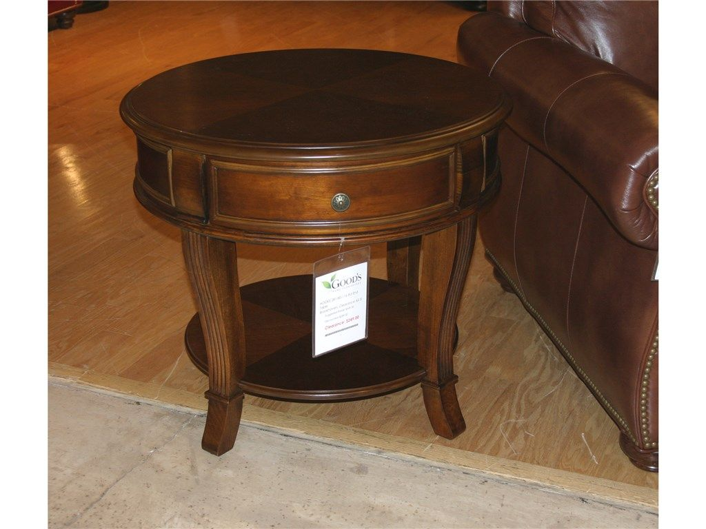 Country End Table Lamps: Hickory 281-80-116 Living Room