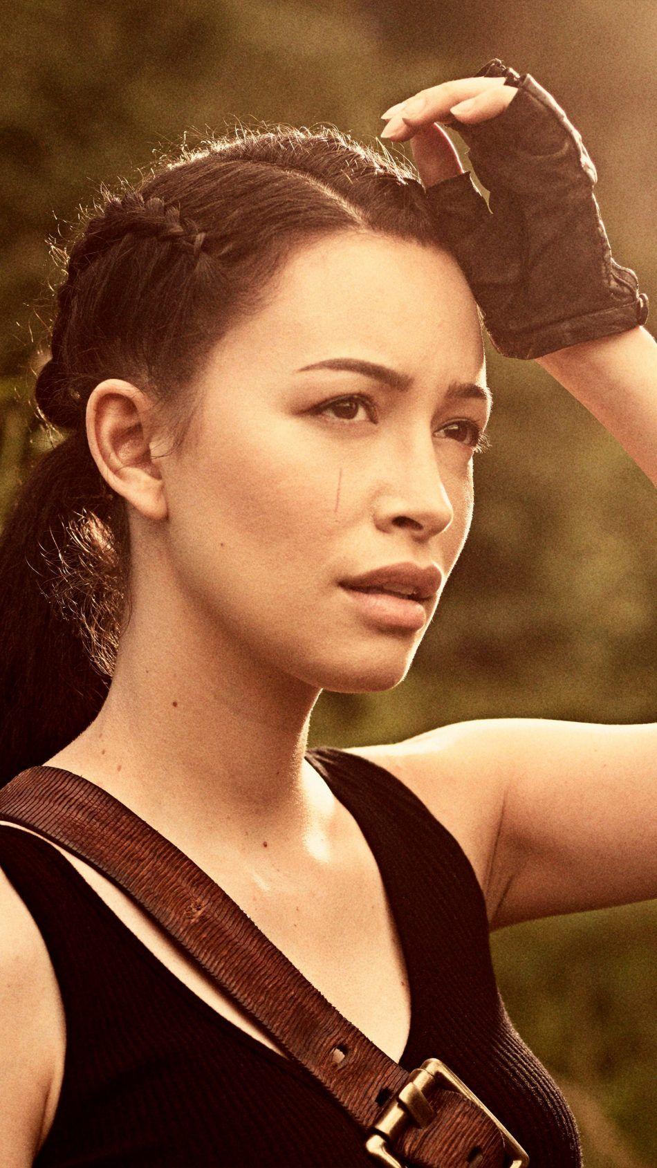 Download Rosita Espinosa In The Walking Dead Season 9 Free