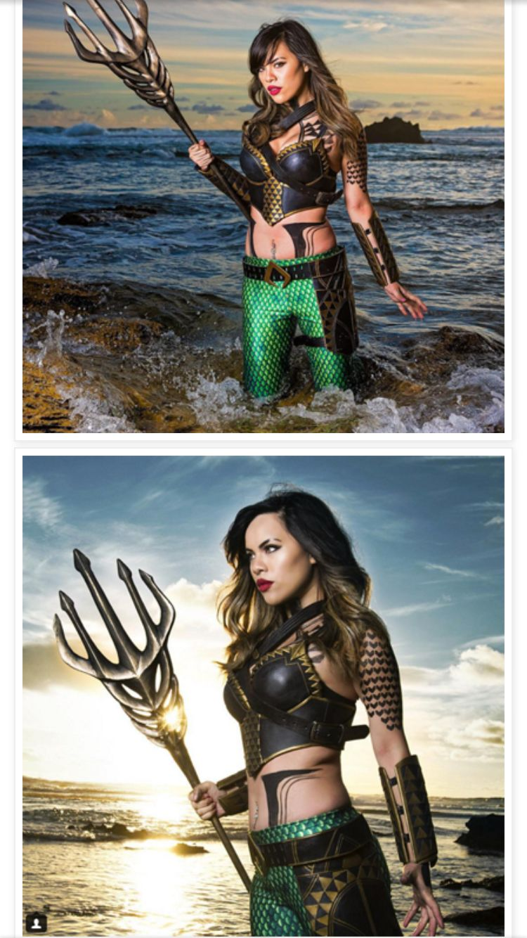 Female costume of Aquaman | Aquaman Movie | Cosplay, Aquaman