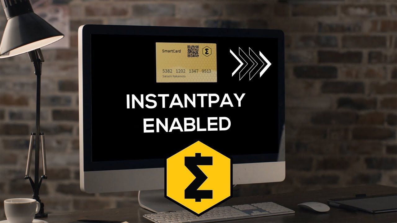 SmartCash Instant Cryptocurrency Payments