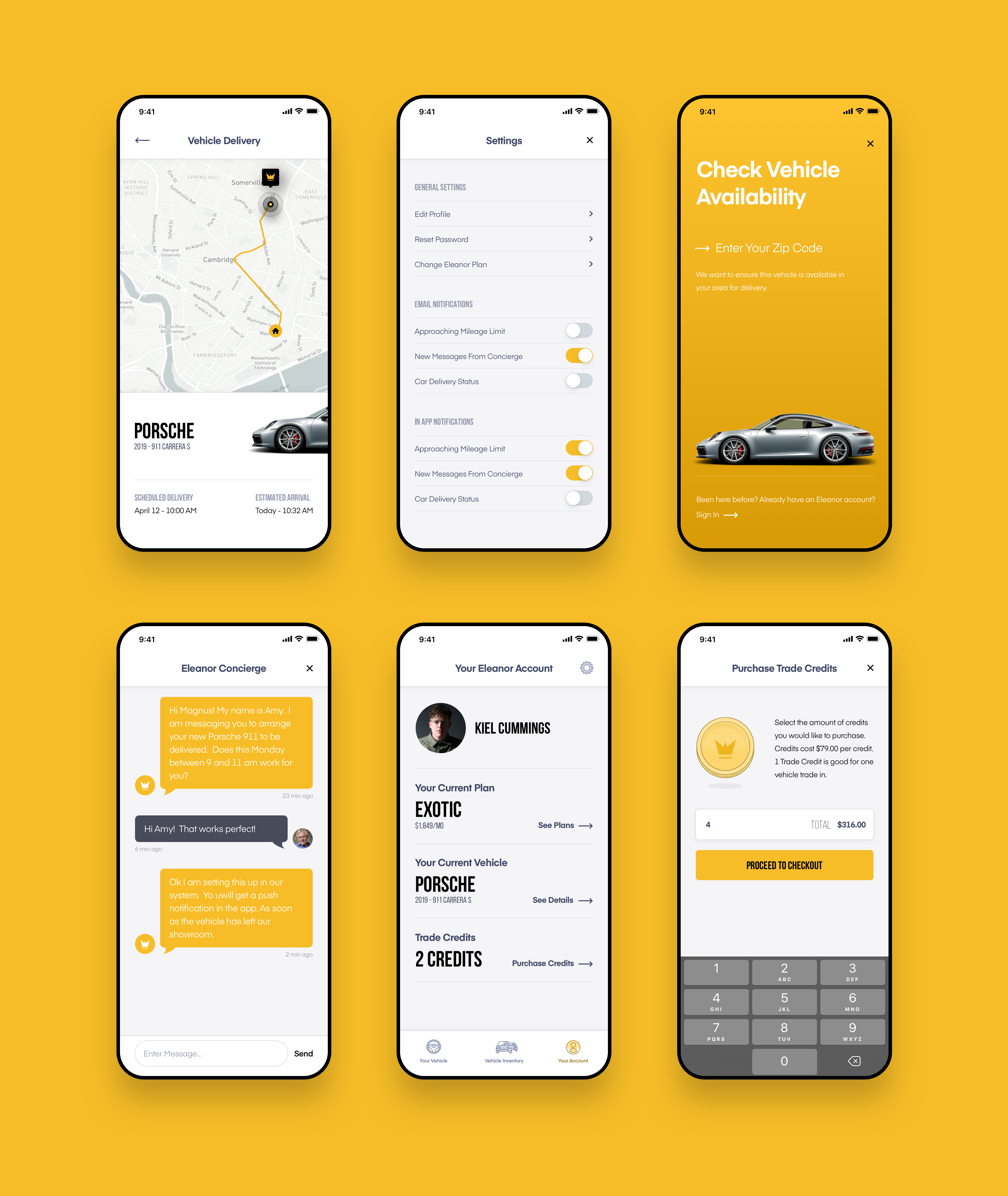 Dribbble Larger Png By Eric Hoffman Mobile App Design Inspiration Mobile Web Design Web App Design