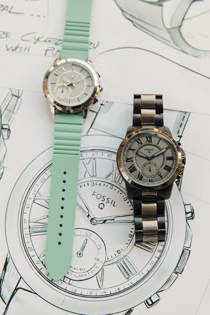 Your favorite watch styles made smarter. Meet the new