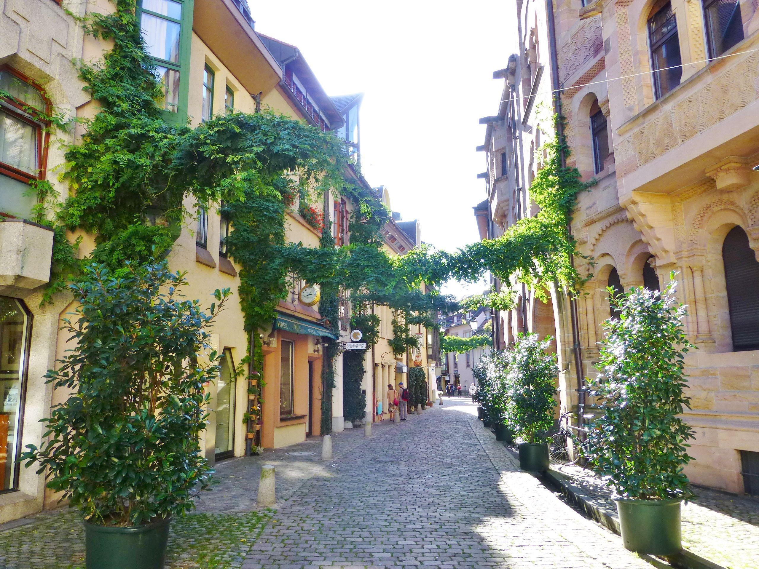 Konviktstraße Freiburg