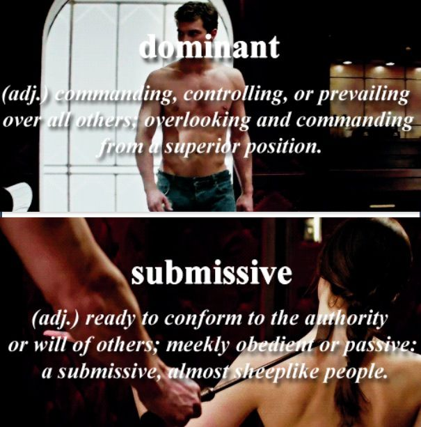 Dom sub positions