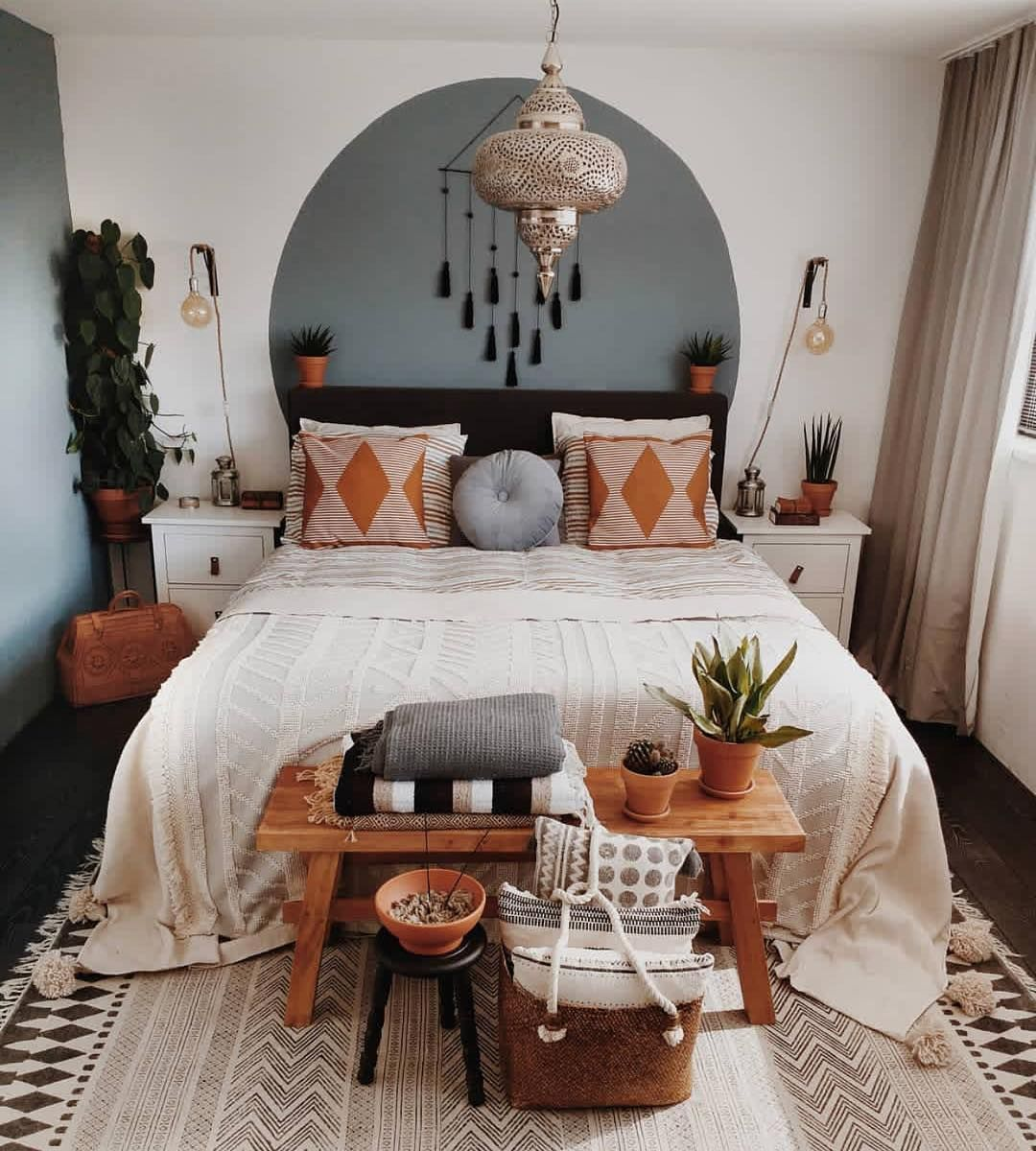 We Re Pretty Sure You Ll Fall In Love With Tatjanas World S Bedroom Too Just Look At All The Details Here Aesthetics Of It