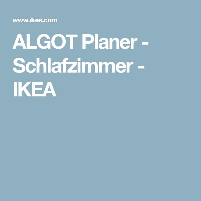 Algot Planer Schlafzimmer Ikea Elvarli Ikea Planer
