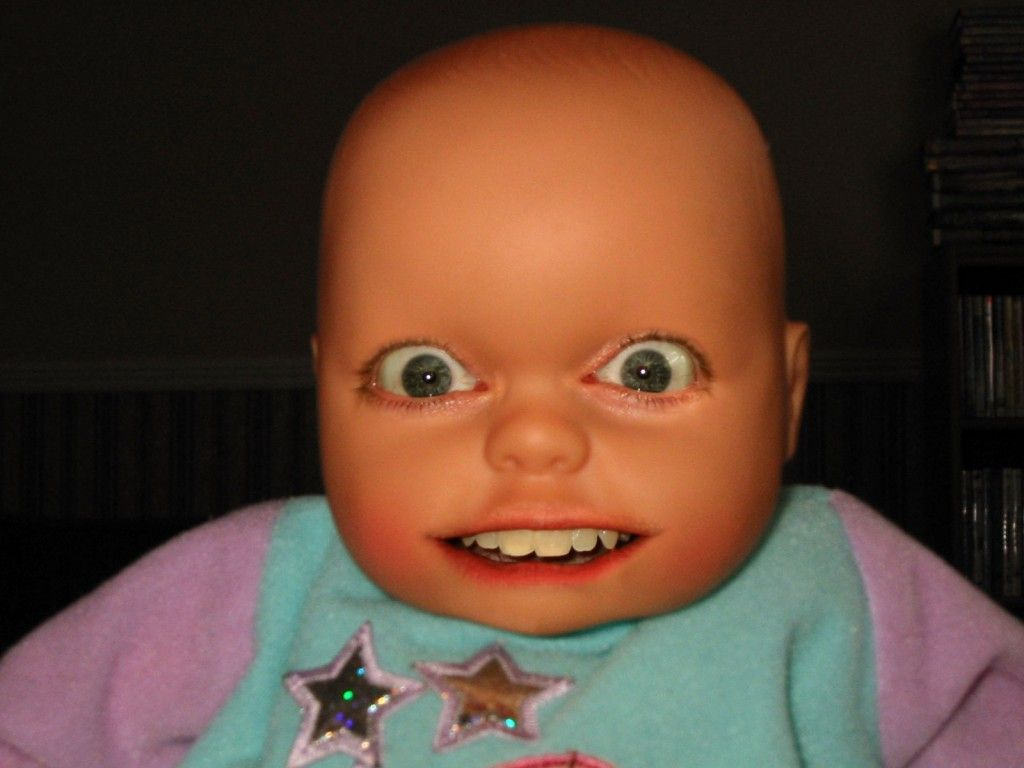 Funny Weird Baby Pictures 7